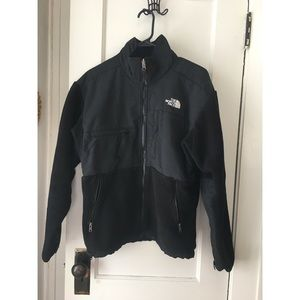 Men's North Face Fleece Black Size S
